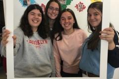 Beatriz Curado, Carolina Faleiro, Leonor Valente e Maria Messias