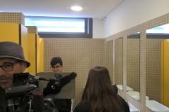 Filmagem - poupar água nas torneiras do WC