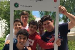 David Sarnadinha, Alexandre Costa, Guilherme Salvador, Gonçalo Nunes, João Almeida e Tomás Roque