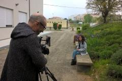 Filmagem - Poupar água na rega dos espaços exteriores da escola