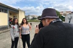 Filmagem - Poupar água nos balneários