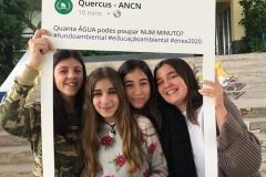 Marta, Liliana, Sofia e Matilde - Poupar água na cantina e na cozinha