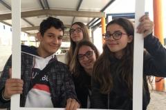 Francisca Gama, Mara Costa, Ema Matos, Guilherme Paixão