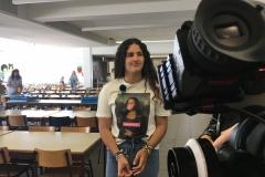 Filmagem - Poupar água na cantina da escola