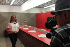 Filmagem - Poupar água no uso dos autoclismos da escola
